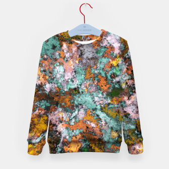 Thumbnail image of A storm brewing Kid's sweater, Live Heroes