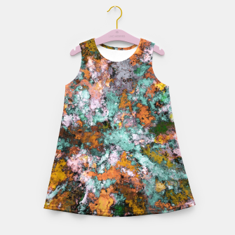 Thumbnail image of A storm brewing Girl's summer dress, Live Heroes