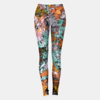 Thumbnail image of A storm brewing Leggings, Live Heroes