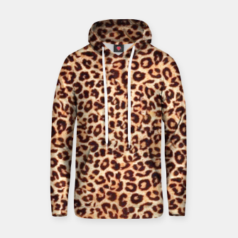 Thumbnail image of Women New Fashion Leopard Animal Print  Hoodie, Live Heroes
