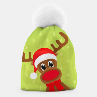 Thumbnail image of Rudy the Christmas Reindeer 2 Beanie, Live Heroes
