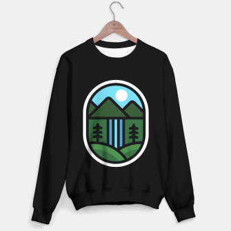 Thumbnail image of Waterfall Sweater regular, Live Heroes