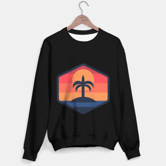 Thumbnail image of Sunset Beach Sweater regular, Live Heroes