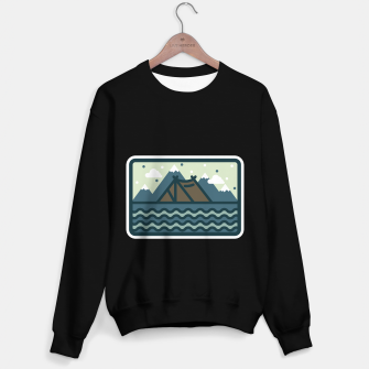 Miniature de image de Camp Mountain Beach Sweater regular, Live Heroes