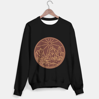 Miniatur Beauty Desert Sweater regular, Live Heroes