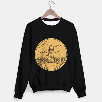 Miniatur Lighthouse Sweater regular, Live Heroes