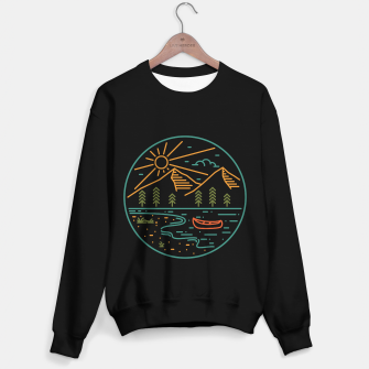 Nature Lake Sweater regular Bild der Miniatur
