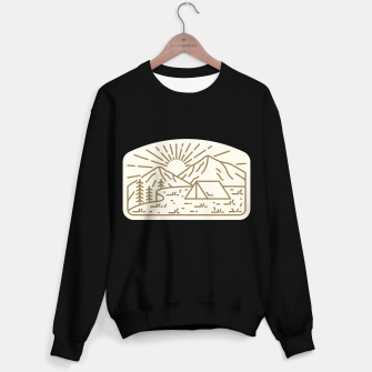Miniatur Sunrise Camp Sweater regular, Live Heroes