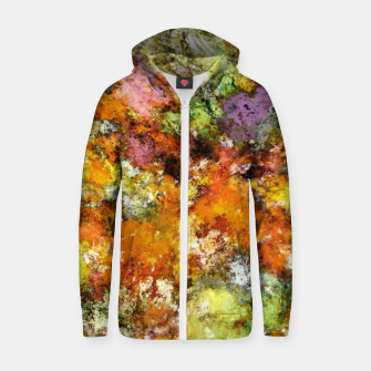 Thumbnail image of From all directions Zip up hoodie, Live Heroes