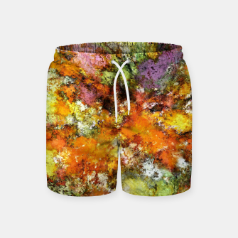 Thumbnail image of From all directions Swim Shorts, Live Heroes