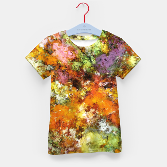 Thumbnail image of From all directions Kid's t-shirt, Live Heroes