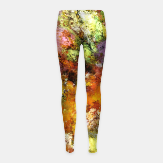Thumbnail image of From all directions Girl's leggings, Live Heroes