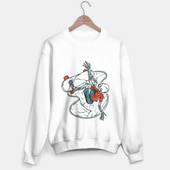 Thumbnail image of Go Skateboarding Sweater regular, Live Heroes