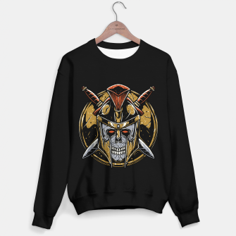 Thumbnail image of Skull Spartan Sweater regular, Live Heroes