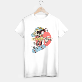 Thumbnail image of Skateboarding T-shirt regular, Live Heroes