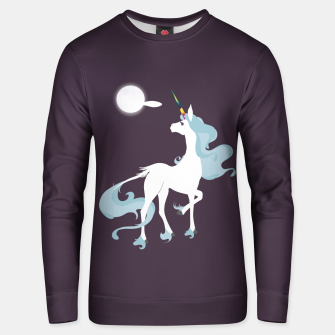 Thumbnail image of This is the last unicorn Unisex sweater, Live Heroes