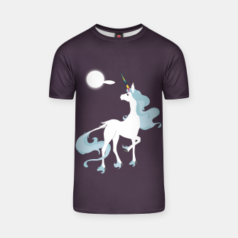 Thumbnail image of This is the last unicorn T-shirt, Live Heroes