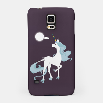 Thumbnail image of This is the last unicorn Samsung Case, Live Heroes