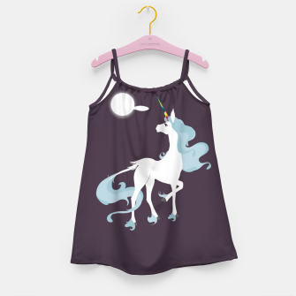 Thumbnail image of This is the last unicorn Girl's dress, Live Heroes