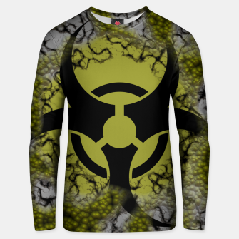 Thumbnail image of Toxic Unisex sweater, Live Heroes