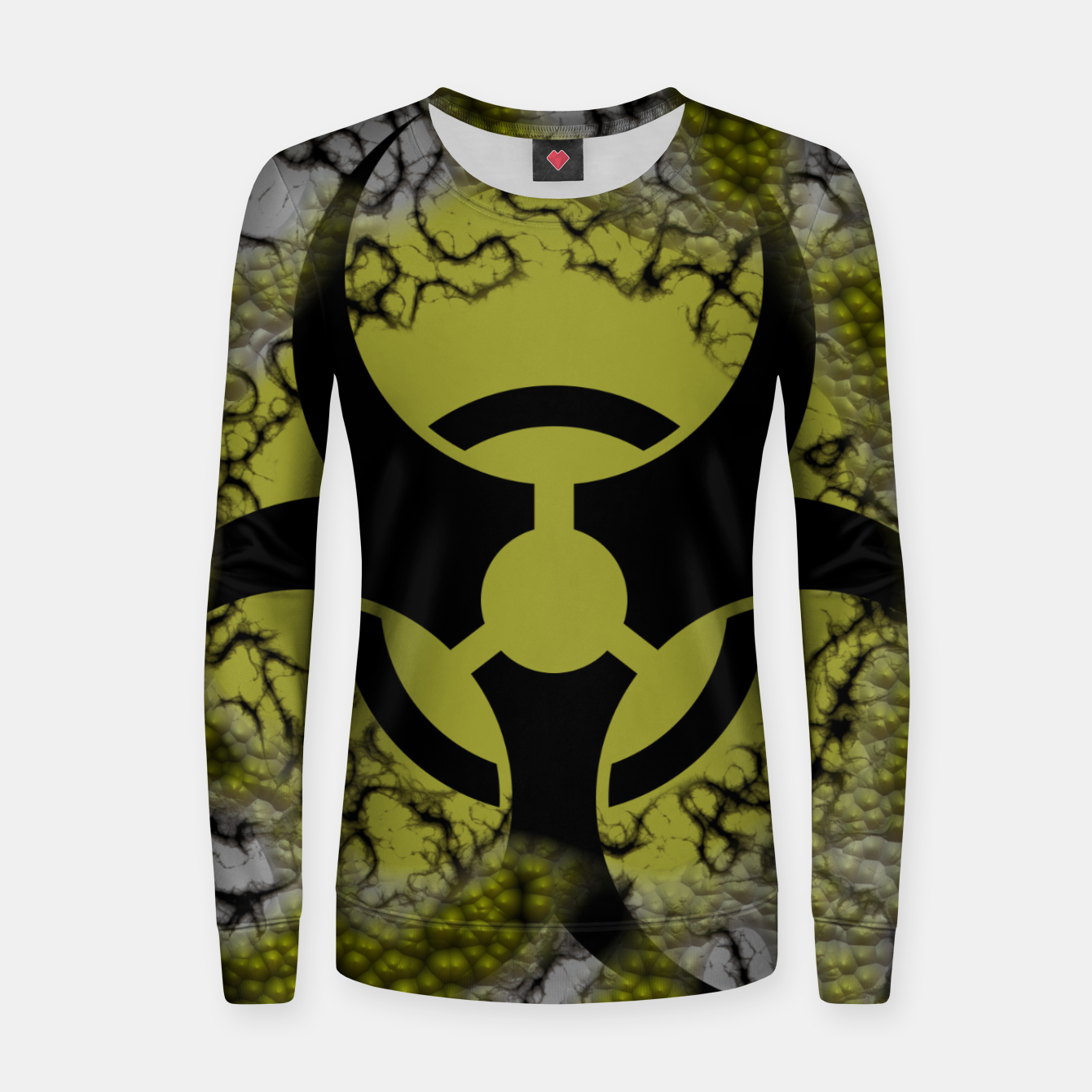 Image of Toxic Women sweater - Live Heroes