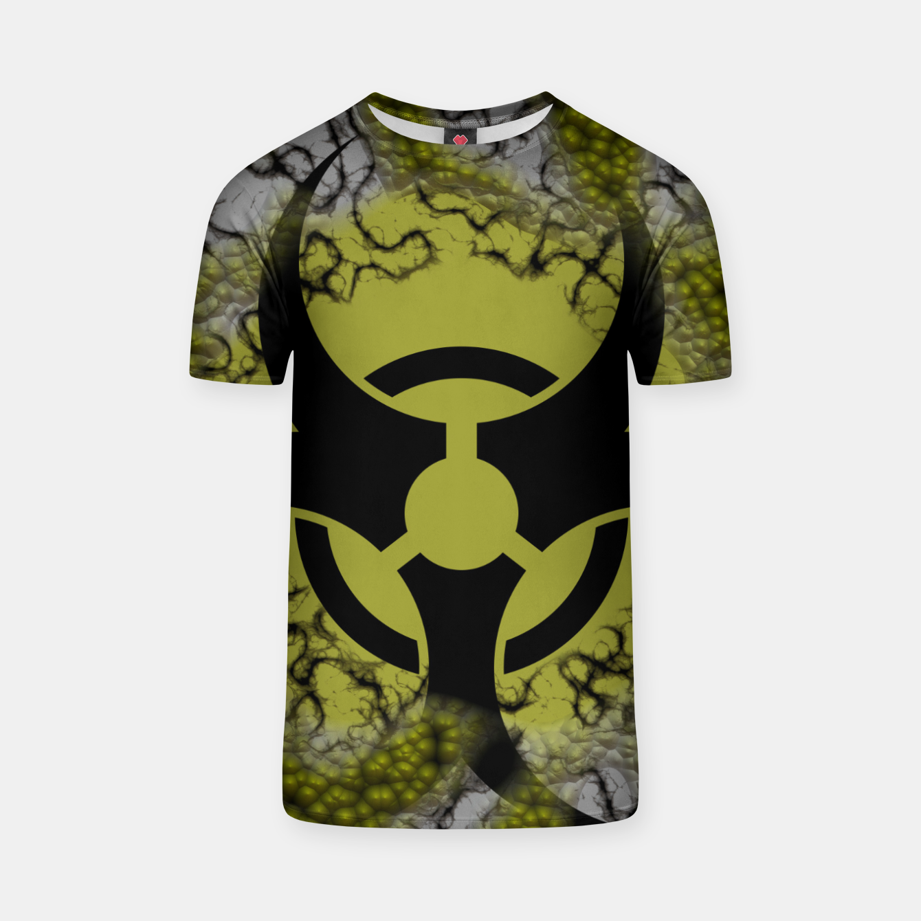 Image of Toxic T-shirt - Live Heroes