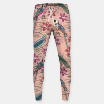 Thumbnail image of Parrot Pink Sweatpants, Live Heroes