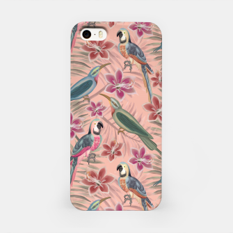 Thumbnail image of Parrot Pink iPhone Case, Live Heroes