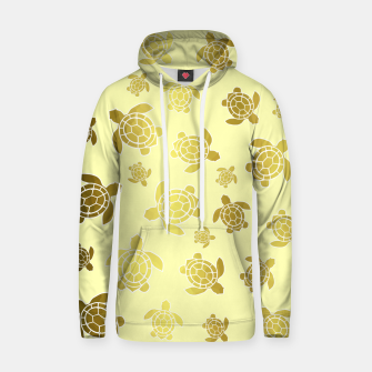 Miniaturka Golden Sea Turtles Hoodie, Live Heroes