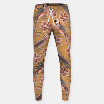 Thumbnail image of Parrot mustard Sweatpants, Live Heroes