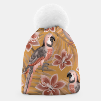 Thumbnail image of Parrot mustard Beanie, Live Heroes