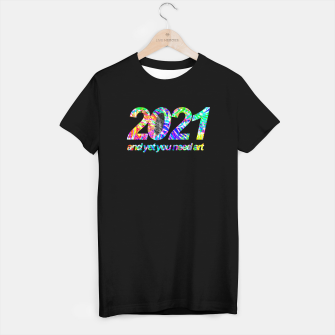 Thumbnail image of 2021 T-shirt regular, Live Heroes