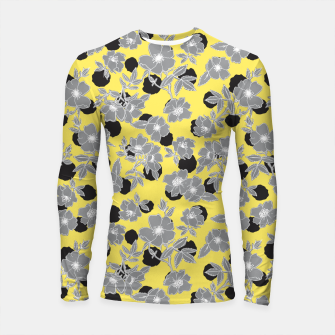 Thumbnail image of Bloom in the lighting Longsleeve rashguard, Live Heroes