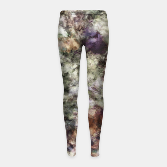 Thumbnail image of A ghostly reminder Girl's leggings, Live Heroes