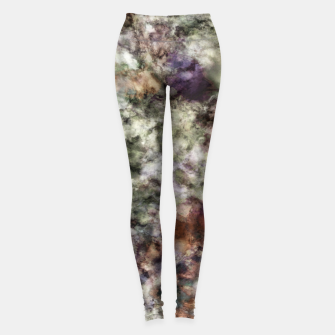 A ghostly reminder Leggings thumbnail image