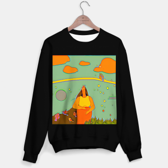 Thumbnail image of Look up Sweater regular, Live Heroes