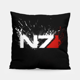 Thumbnail image of n7 Pillow, Live Heroes