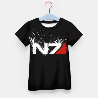 Thumbnail image of n7 Kid's t-shirt, Live Heroes
