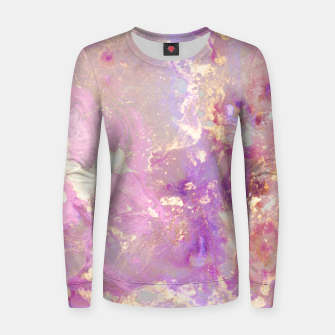 Thumbnail image of Marble Women sweater, Live Heroes