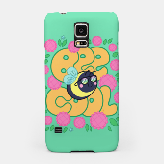 Thumbnail image of Bee Cool Samsung Case, Live Heroes
