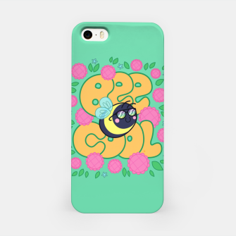 Thumbnail image of Bee Cool iPhone Case, Live Heroes