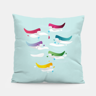 Thumbnail image of From the future Pillow, Live Heroes