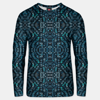 Thumbnail image of Fancy Stone Mosaic Print Pattern Unisex sweater, Live Heroes