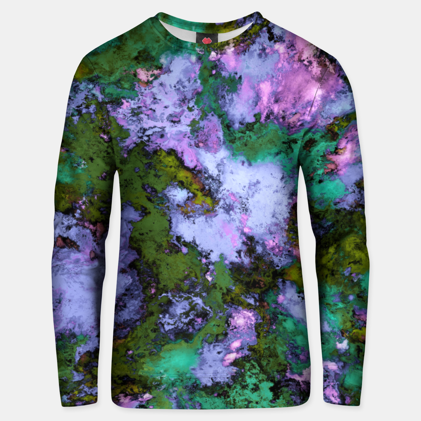 Image of Scatter Unisex sweater - Live Heroes