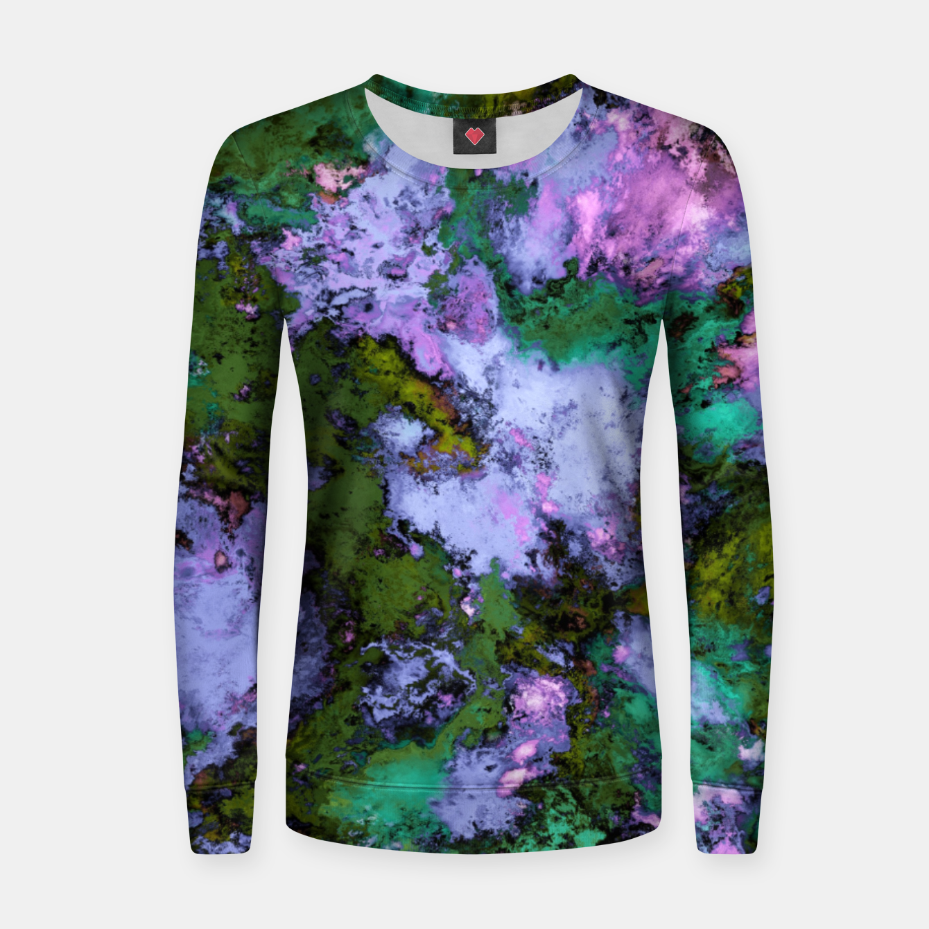 Image of Scatter Women sweater - Live Heroes