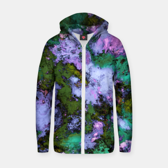 Scatter Zip up hoodie thumbnail image