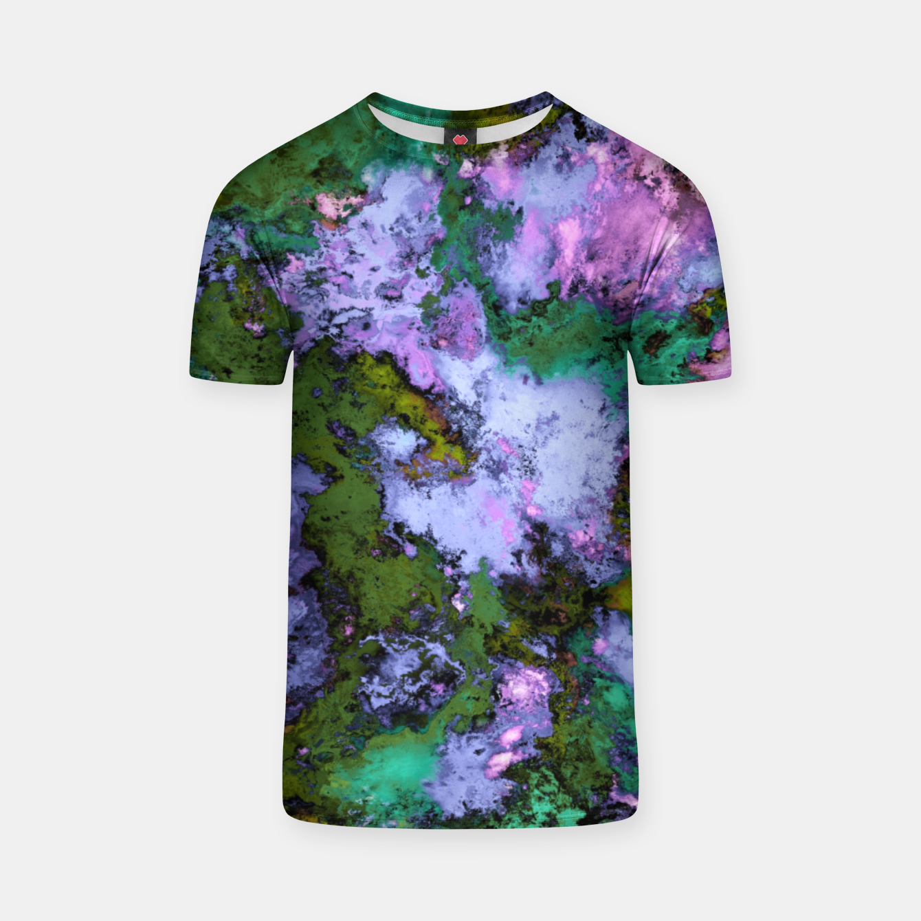 Image of Scatter T-shirt - Live Heroes