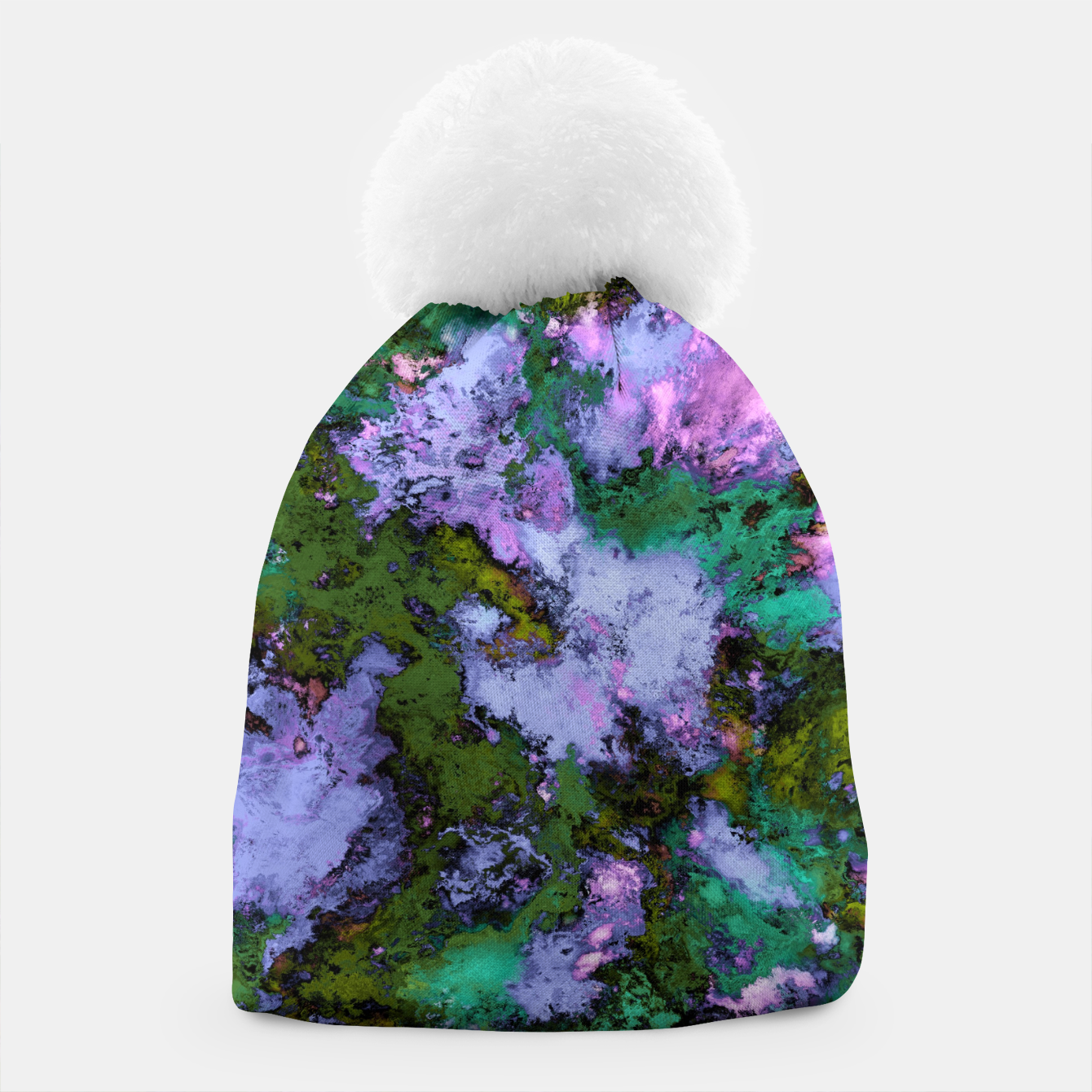 Image of Scatter Beanie - Live Heroes