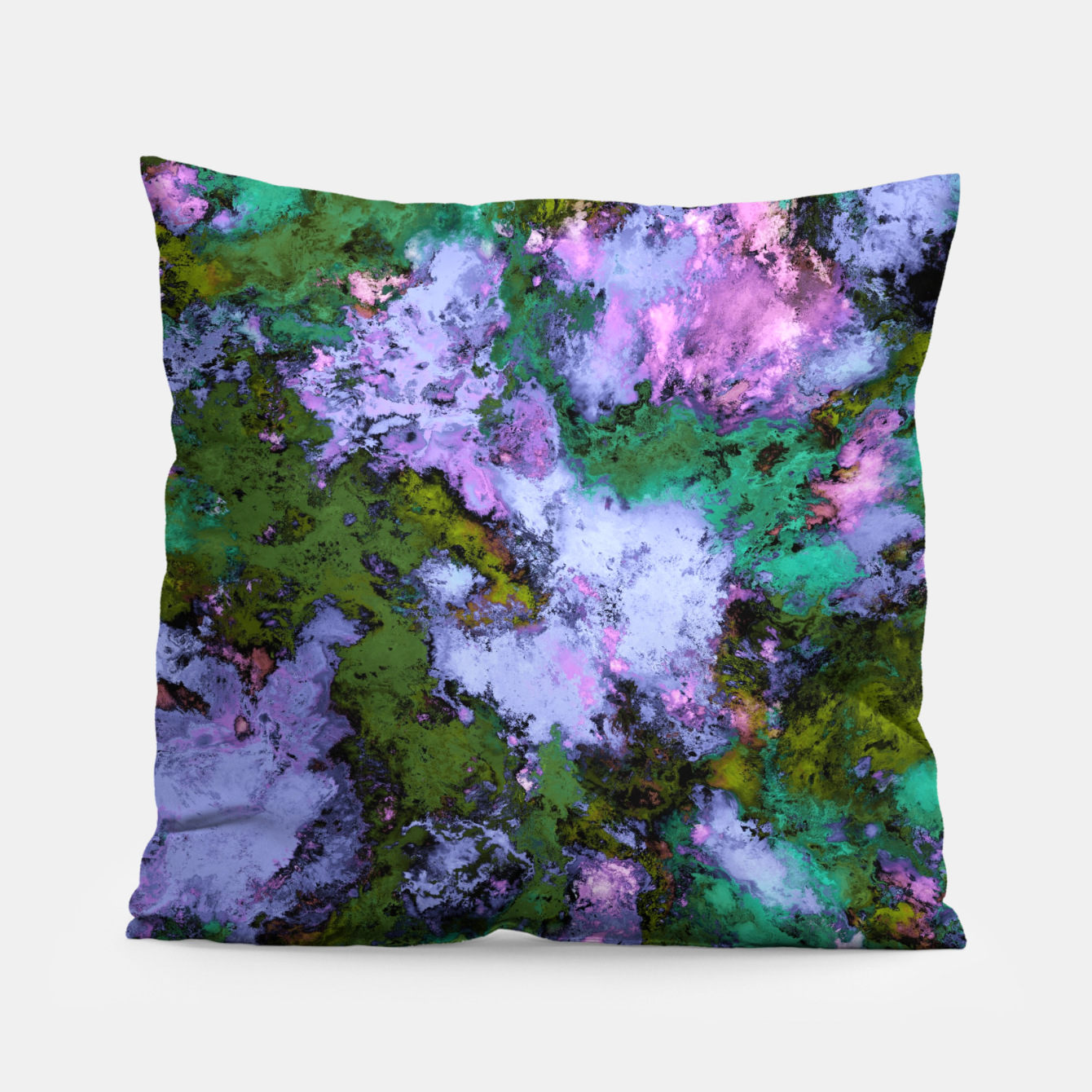 Image of Scatter Pillow - Live Heroes