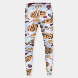 Thumbnail image of Bohemian roses and leafs  Pantalones de chándal , Live Heroes